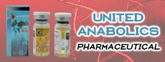United Anabolics Store Banner