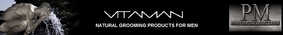 VITAMAN - Natural Grooming Products for Men