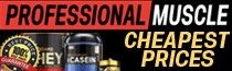Professional Muscle Store banner