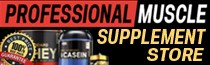 professional muscle store - bodybuilding supplements
